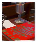 The Gospel Fleece Blanket