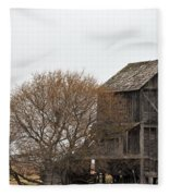 The Granary Fleece Blanket