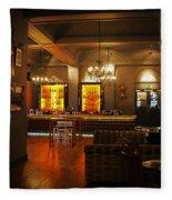 The Grand Cafe Southampton Fleece Blanket