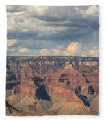 The Grand Canyon Fleece Blanket