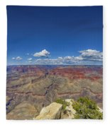 The Grand Canyon--another Look Fleece Blanket