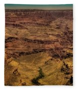 The Grand Canyon IIi Fleece Blanket