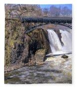 The Great Falls Fleece Blanket