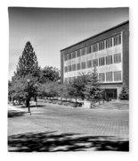 The Holland Library - Pullman Washington Fleece Blanket