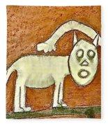 The Hollow Men 88 - Dog Fleece Blanket