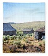 The Homestead Fleece Blanket