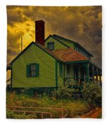 The House Of Refuge Fleece Blanket