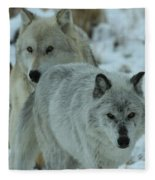 The Hunters Fleece Blanket