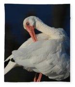 The Ibis Preen Fleece Blanket