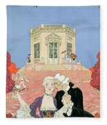 The Indolents Fleece Blanket