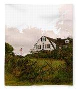 The Inn Fleece Blanket