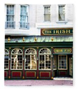 The Irish Pub - Philadelphia Fleece Blanket