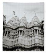 The Jain Towers Fleece Blanket