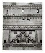 The Jaisalmer Fort Fleece Blanket