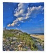The Jersey Shore Fleece Blanket