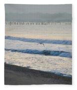 The Jersey Surf Fleece Blanket