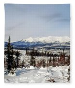The John River Valley Fleece Blanket
