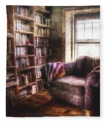 The Joshua Wild Room Fleece Blanket
