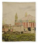 The Joy Wheel, Mitcham Fleece Blanket
