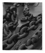 The Kidds Chains Fleece Blanket