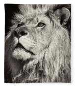 The King Fleece Blanket