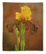 The Kings Prize Iris Fleece Blanket