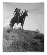The Last Battle - 1908 Fleece Blanket