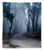 The Last Road Fleece Blanket
