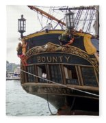 The Late Great Bounty Fleece Blanket