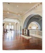 The Lightner Museum 2 Fleece Blanket