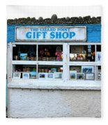 The Lizard Point Gift Shop  Fleece Blanket