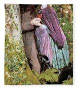 The Long Engagement Fleece Blanket