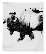 The Long Walk Fleece Blanket