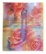 Eternal Love Fleece Blanket