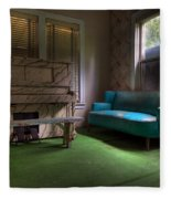 The Lounge Fleece Blanket