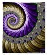 The Magic Shell Fleece Blanket