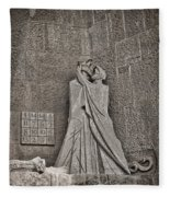 The Magic Square Fleece Blanket