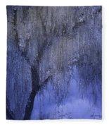 The Magic Tree Fleece Blanket