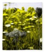 The Meadow Fleece Blanket