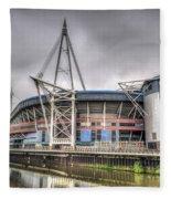 The Millennium Stadium Fleece Blanket