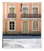 The Mistress' House - Solar Da Marquesa De Santos Fleece Blanket