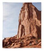 The Monolith Fleece Blanket