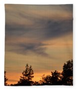 The Nature Of Nature Fleece Blanket