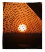 The Netted Sun Fleece Blanket
