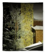 The Night Light Fleece Blanket
