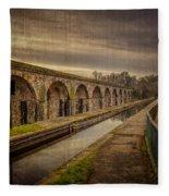 The Old Aqueduct Fleece Blanket