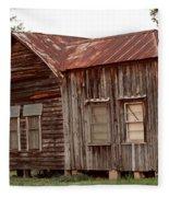 The Old Homeplace Fleece Blanket