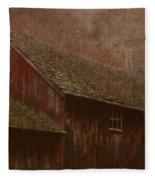 The Old Mill Fleece Blanket