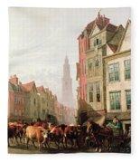 The Old Smithfield Market Fleece Blanket