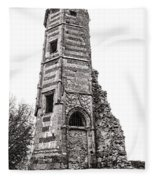 The Old Tower Fleece Blanket